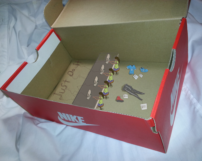nike inc and sweatshops case study